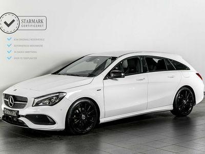 gebraucht Mercedes CLA220 d 2,2 Final Edition SB aut.