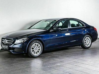 brugt Mercedes C220 d 2,2 Business aut.