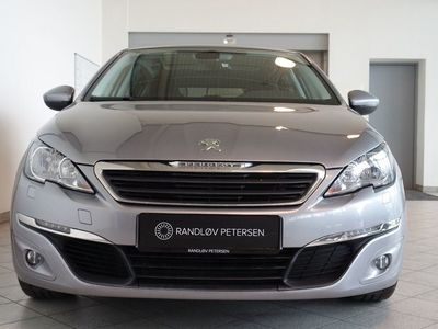 brugt Peugeot 308 1,6 BlueHDi 120 Style EAT6