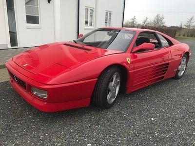 brugt Ferrari 348 TS Targa