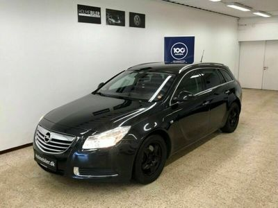 brugt Opel Insignia 2,0 T 220 Cosmo Sports Tourer aut.