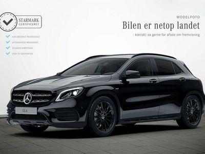 gebraucht Mercedes GLA250 2,0 Final Edition aut. 4-M