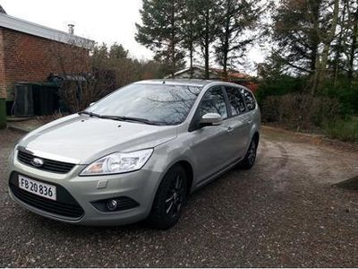 brugt Ford Focus 1,6 TDCI 90 Trend Collection