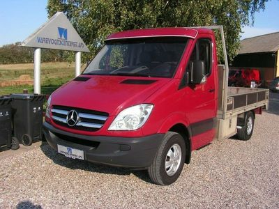 brugt Mercedes Sprinter 218 3,0 CDi R2 Chassis