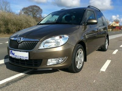 second-hand Skoda Roomster 1,2 TSi 105 Ambition+ GreenTec