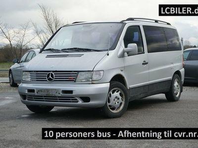 brugt Mercedes V220 2,2 CDi aut.