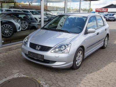 brugt Honda Civic 1,6i LS