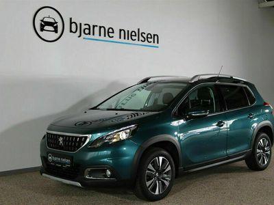 brugt Peugeot 2008 1,5 BlueHDi 100 Allure+