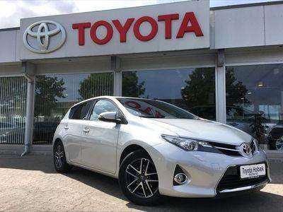 usado Toyota Auris 1,6 Valvematic T2+ Comfort 132HK 5d 6g