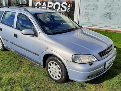 brugt Opel Astra Wagon 1,6 Comfort A/C 100HK Stc