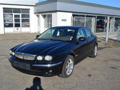 brugt Jaguar X-type 2,5 Classic 4x4 192HK - Personbil - Sort