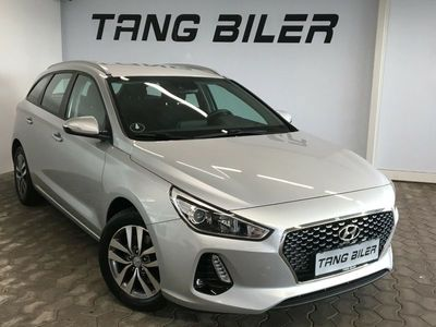 brugt Hyundai i30 T-GDi Trend stc. 140hk