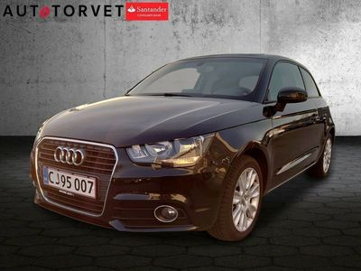 brugt Audi A1 1,4 TFSi 122 Ambition