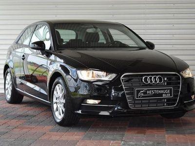 brugt Audi A3 1,4 TFSI Attraction 122HK 3d 6g