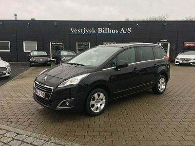 used Peugeot 5008 1,6 BlueHDi 120 Allure 7prs