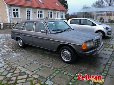 usata Mercedes 230 TE W123