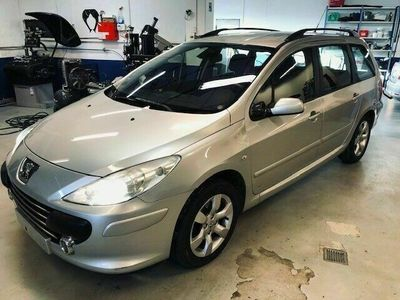 brugt Peugeot 307 1,6 HDi 90 Complete stc.