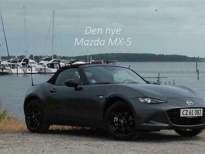 brugt Mazda MX5 2,0 Skyactiv-G 184HK Cabr. 6g