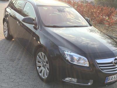gebraucht Opel Insignia Sports Tourer 2,0 CDTI Edition 160HK Stc 6g Aut.