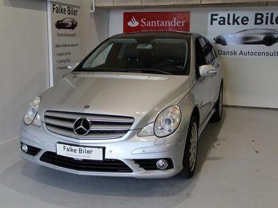 brugt Mercedes R500 5,0 aut. 4-M