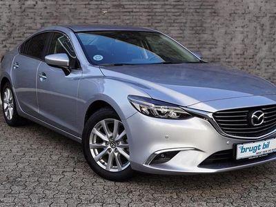 brugt Mazda 6 2,0 Skyactiv-G Vision 165HK 6g