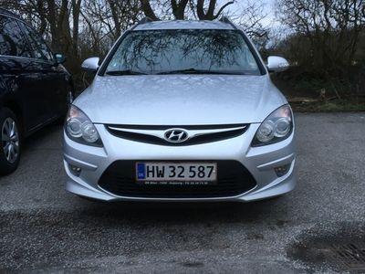 brugt Hyundai i30 1,6 CRDI 90 FL