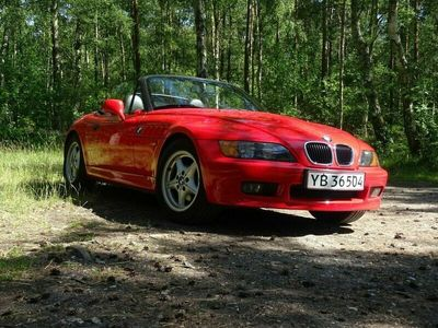 brugt BMW Z3 1,9 Roadster