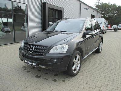 brugt Mercedes ML320 d 3,0 CDI 4-Matic 224HK 5d 7g Aut.