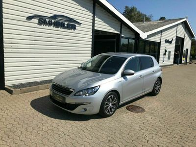 brugt Peugeot 308 1,6 BlueHDi 120 Style Van