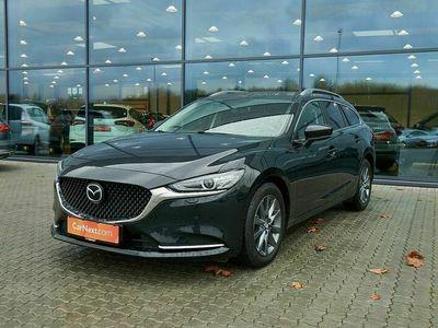 brugt Mazda 6 2,0 Sky-G 165 Premium stc. aut.