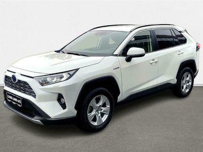 brugt Toyota RAV4 2,5 Hybrid H3 Comfort AWD 222HK 5d 6g Aut. A++