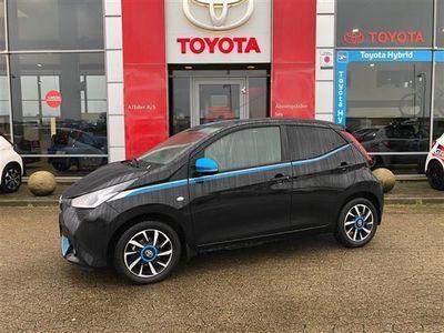 brugt Toyota Aygo 1,0 VVT-I X-Trend 72HK 5d