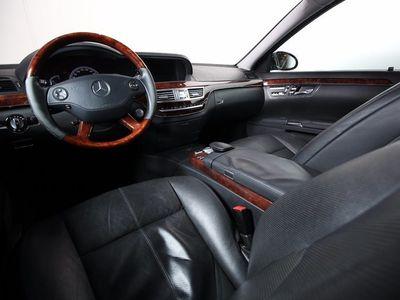 brugt Mercedes S320 3,0 CDi aut. lang