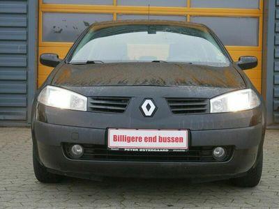 brugt Renault Mégane II 1,6 Authentique Pack