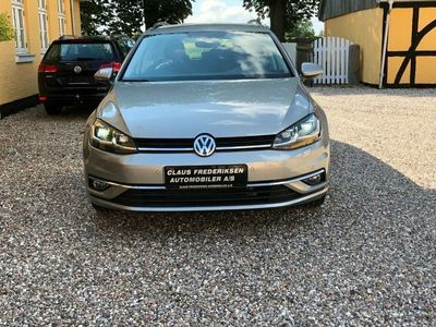 brugt VW Golf VII 1,6 TDi 115 Comfortl. Variant DSG