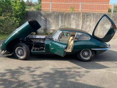 brugt Jaguar E-Type S1 3.8 coupe