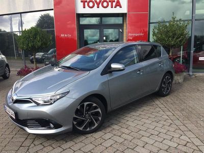 brugt Toyota Auris 1,2 T T2 Style 116HK 5d 6g