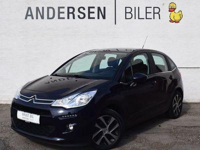 brugt Citroën C3 1,6 Blue HDi Challenge start/stop 100HK 5d