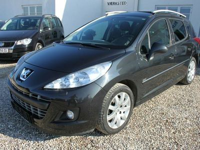 brugt Peugeot 207 1,6 HDi 92 Sportium+ SW