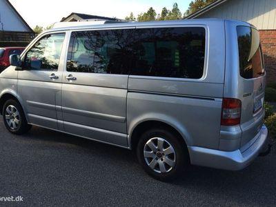 brugt VW Multivan 2,5 TDI Comfortline 174HK 6g