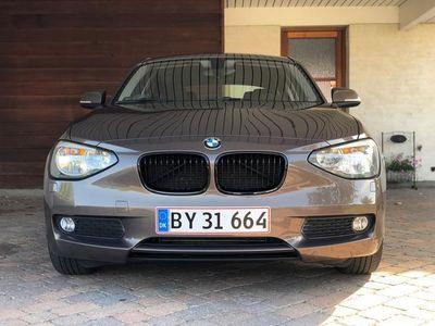 brugt BMW 118 2,0 DK's billigste
