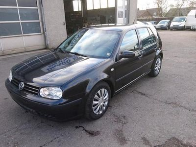 used VW Golf IV 1.6