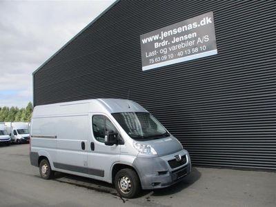 brugt Peugeot Boxer 333 L2H2 2,2 HDI 120HK Van 6g 2010