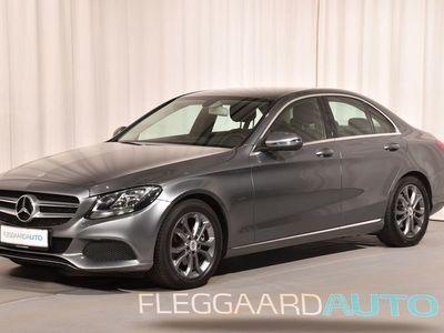 brugt Mercedes C200 2,1 BlueTec Business 9G-Tronic 136HK