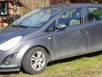 käytetty Opel Corsa 1,3 CDTI ECOFLEX