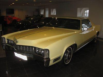 brugt Cadillac Eldorado 7,7 Coupé aut.