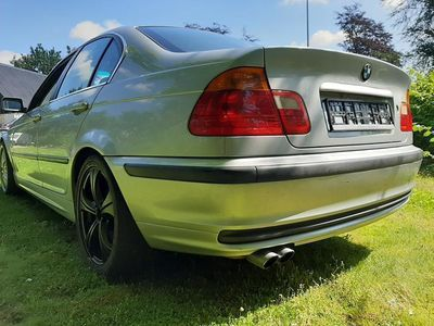 brugt BMW 328 4,4