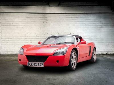 brugt Opel Speedster 2,2 16V Targa