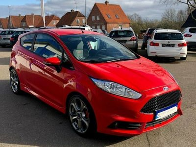 brugt Ford Fiesta 1,6 SCTi 182 ST2