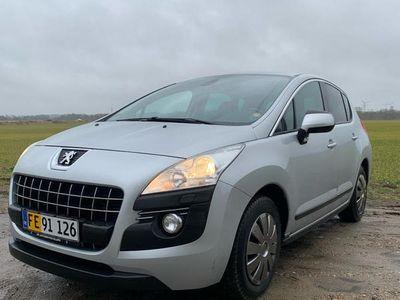 brugt Peugeot 3008
